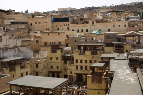 who doesn't get lost in the Medina, was never really there ;-o ...