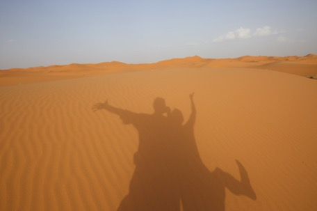 Hurrraaaay - the Sahara :-))