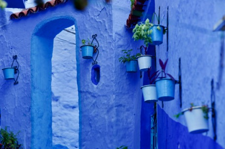 Chefchaouen - we are amazed by the blue Medina (old town)