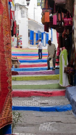 Tanger - our last stop in Morocco