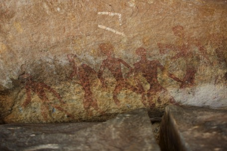 old wall paintings